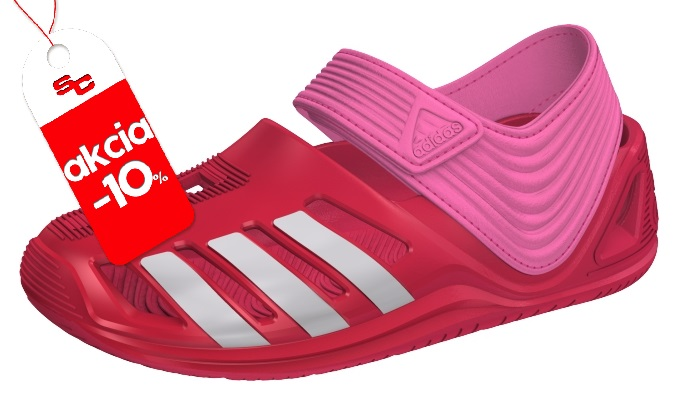 2fc69bc17 adidas Zsandal K B44457